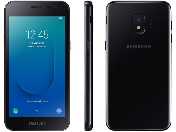 SMARTPHONE GALAXY J2 CORE 16GB PRETO