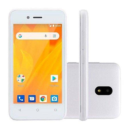 SMARTPHONE MS40G 3G QUAD CORE 8GB DUAL CHIP BRANCO NB729
