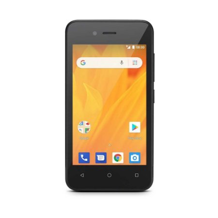 SMARTPHONE MS40G 3G QUAD CORE 8GB DUAL CHIP PRETO NB728