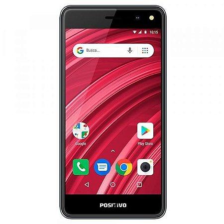 SMARTPHONE S509 TWIST 2 FIT 8GB CINZA