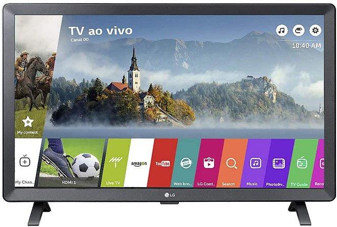 TV 24 LED SMART 24TL520S BR HD 2HDMI USB