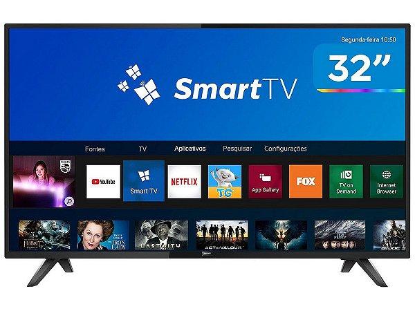 """TV 32"""" LED SMART 32PHG5813 HDMI USB"""