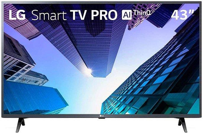 "TV 43"" LED SMART 43LM631C0SB FHD 3HDMI 2USB"