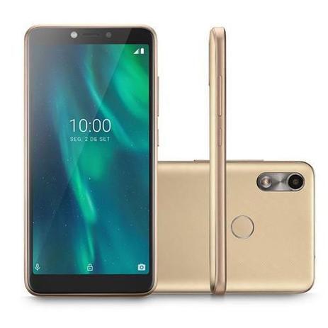 SMARTPHONE F 3G 32GB QUAD CORE P9131 DOURADO