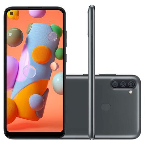 SMARTPHONE GALAXY A11 64GB PRETO