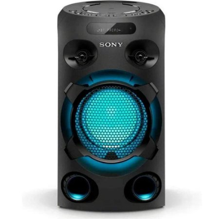 MINI SYSTEM 500W RMS MHC-V02 BLUETOOTH MP3 USBC SONY