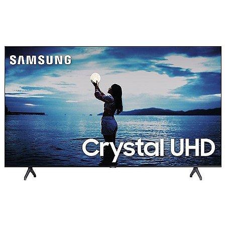 TV 55'' CRYSTAL TU7020 UHD 4K SMART 2HDMI 1USB - SAMSUNG