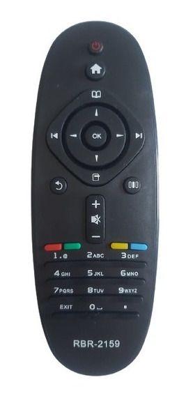 CONTROLE PARA TV LCD PHILIPS SMART OVAL NOVA