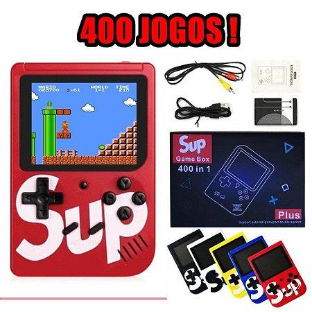 MINI GAME RETRO SUP GAME BOX 400IN1