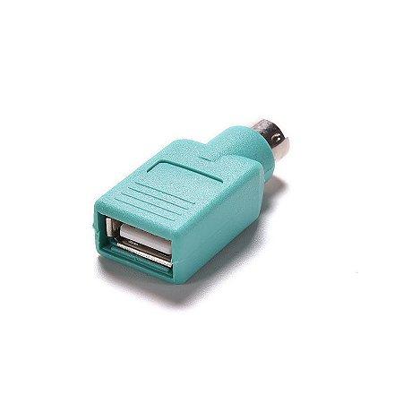 ADAPTADOR DE MOUSE USB+PS2