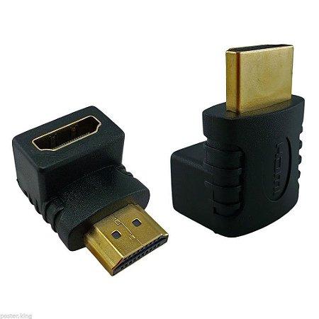 ADAPTADOR HDMI 90º