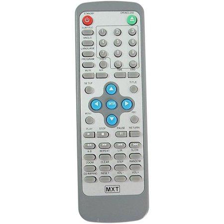 CONTROLE PARA DVD CCE MODELO NOVO USB