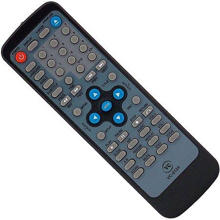 CONTROLE PARA DVD TRONICS
