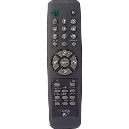 CONTROLE PARA TV CCEPHILIPS ANTIGA