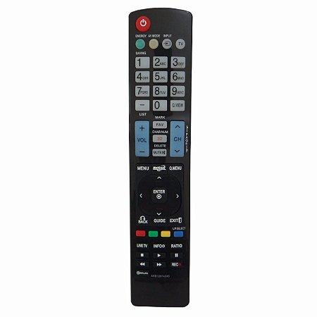 CONTROLE PARA TV LCD LG 3D SMART