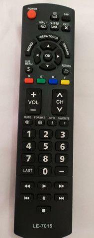 CONTROLE PARA TV LCD PANASONIC NOVA PRETA