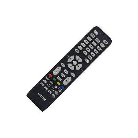 CONTROLE PARA TV LCD PHILCO PRETA