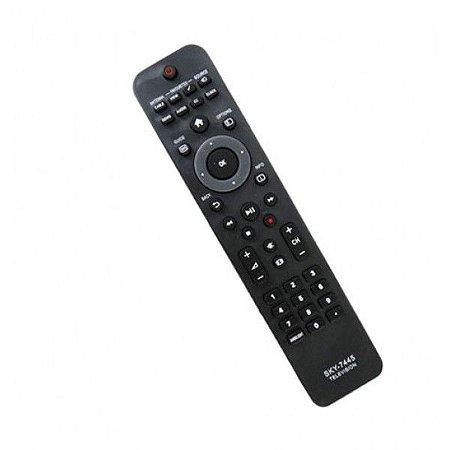 CONTROLE PARA TV LCD PHILIPS NOVO PRETO (CASINHA)