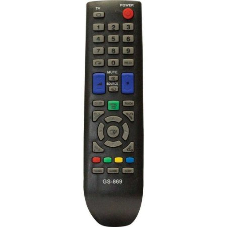 CONTROLE PARA TV LCD SAMSUNG PEQUENO