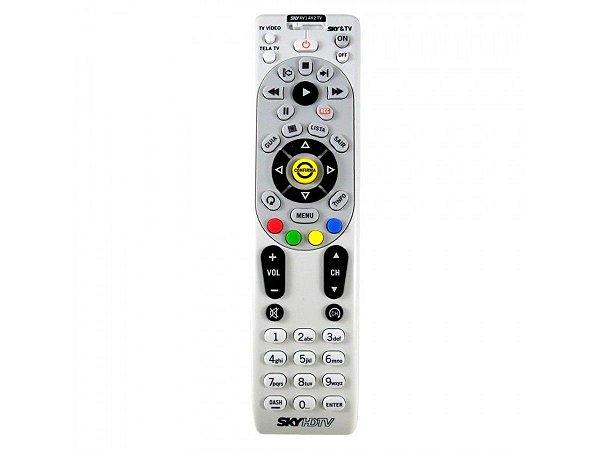 CONTROLE PARA TV POR ASSINATURA SKY HD ORIGINAL