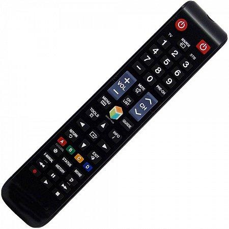 CONTROLE PARA TV LCD SAMSUNG SMART TECLA FUTEBOL