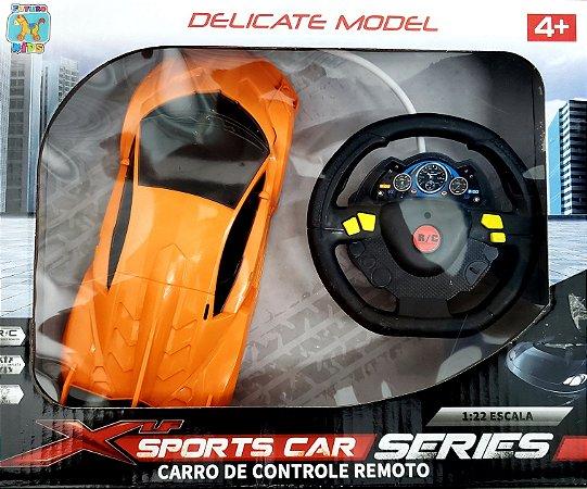 CARRO DE CONTROLE REMOTO TOTAL SPORT CAR