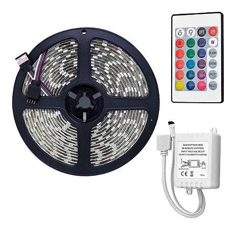 FITA LED RGB SEM FONTE