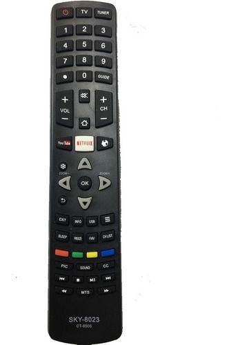 CONTROLE PARA TV LCD SMART TOSHIBA YOUTUBE E NETFLIX CT-8505 MOD. 8023
