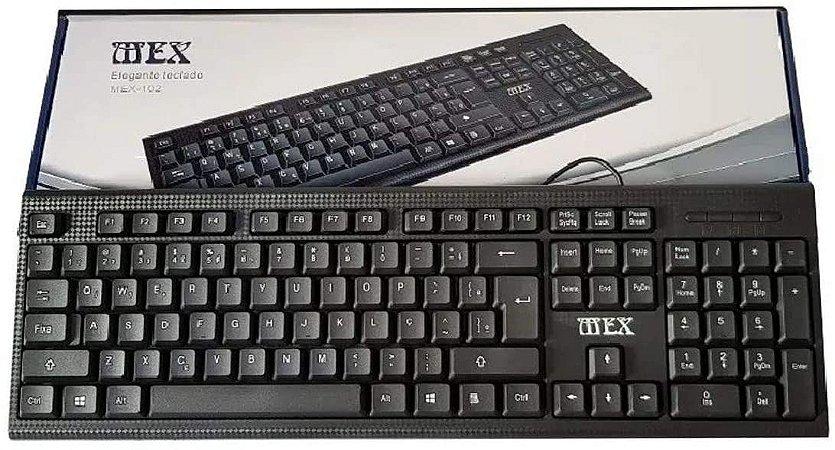 TECLADO PARA PC MEX MOD: 102