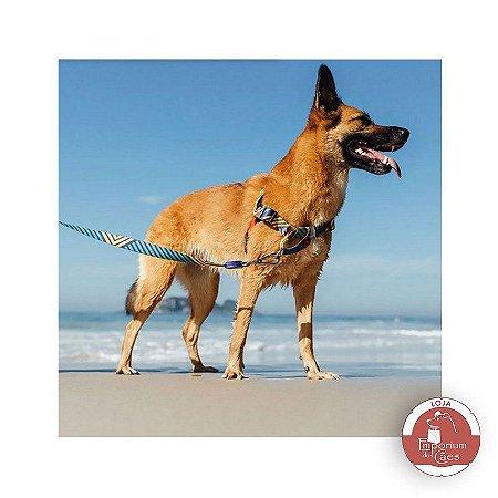 Peitoral Anti-Puxão - Para Cachorros GRANDES