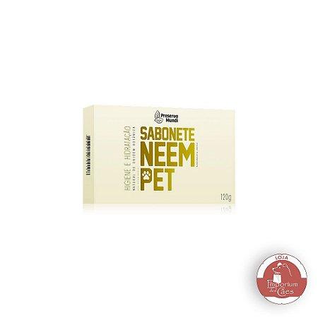 Sabonete Neem Pet - Sabonete para Cães