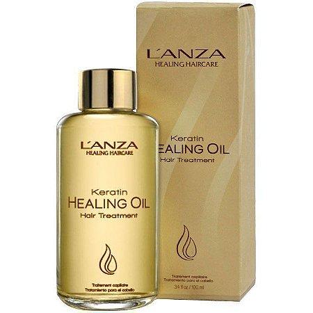 L´Anza Keratin Healing Oil Hair Treatment - Óleo De Tratamento 100ml