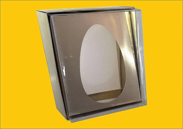 Caixa de Ovo de Colher 350 / 500  PACOTE COM 10 UNIDADES