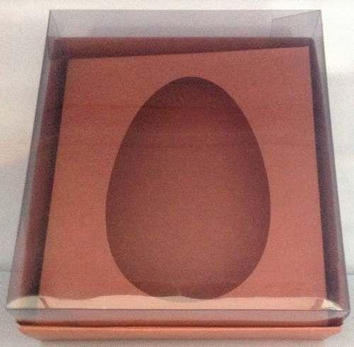 Caixa de Ovo de Colher 150 / 250 g. Com 1000 Unidades