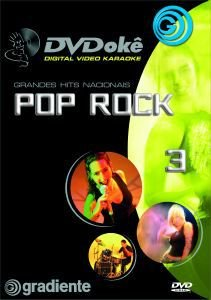 DVDokê Gradiente - Pop Rock 3