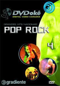 DVDokê Gradiente - Pop Rock 4