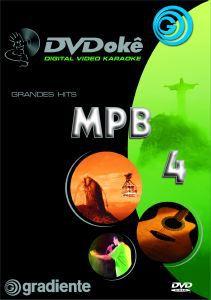 DVDokê Gradiente - MPB 4