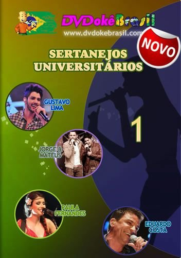 Karaokê Sertanejo Universitário 1