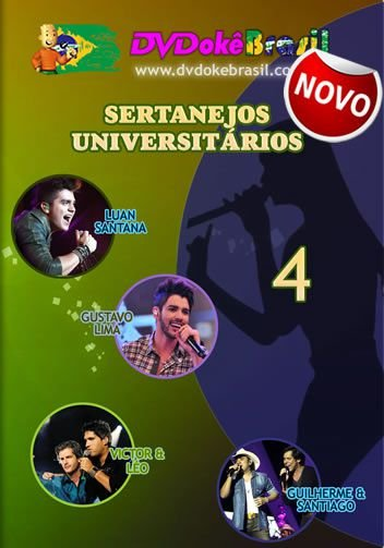 Karaokê Sertanejo Universitário 4