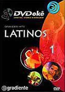 DVDokê Gradiente - Latinos 1
