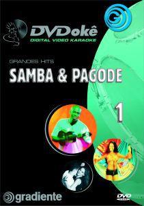 DVDokê Gradiente - Samba e Pagode 1
