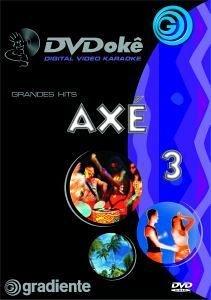 DVDokê Gradiente - Axé 3