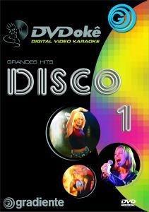 DVDokê Gradiente - Disco