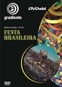 DVDokê Gradiente - Festa Brasileira