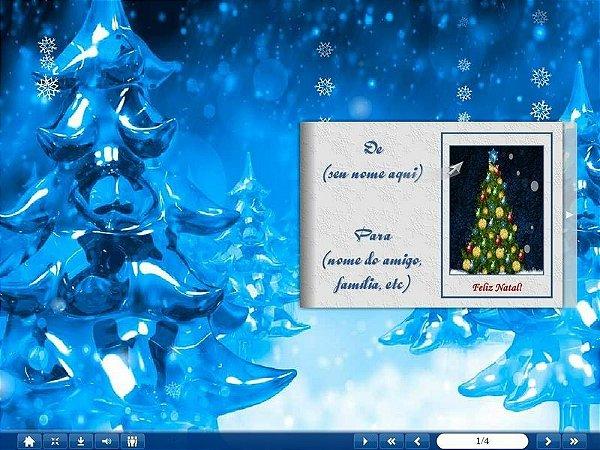 E-Card Natal - Mod 06