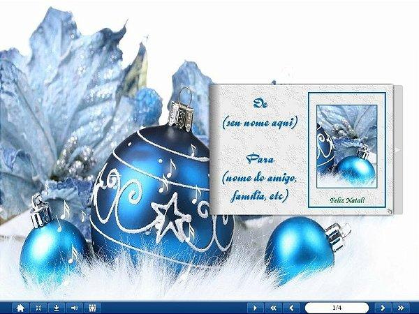 E-Card Natal - Mod 10