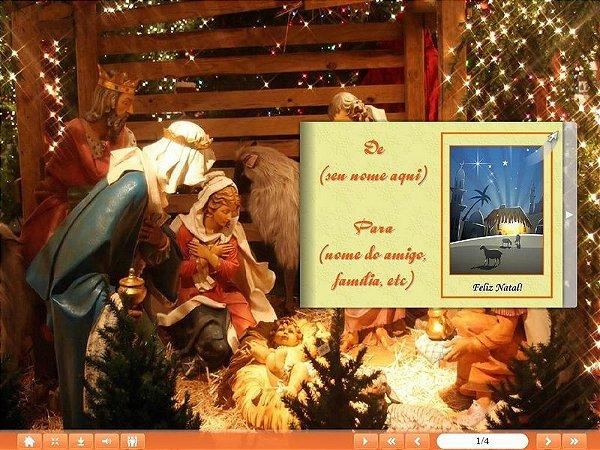 E-Card Natal - Mod 12