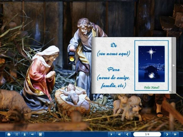E-Card Natal - Mod 13