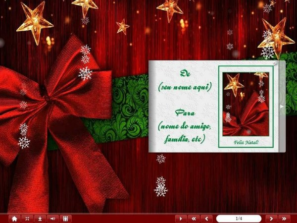 E-Card Natal - Mod. 03