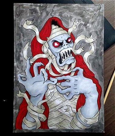 Arte Original - Mun-Ha